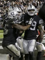 Raiders rompe racha de 16 derrotas, vence a Chiefs