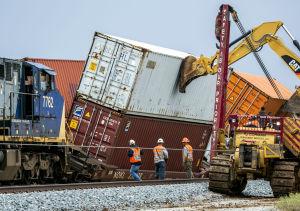 Union Pacific derailment