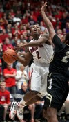 Arizona vs. Colorado college basketball