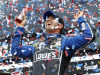 Daytona 500 'Honored' Johnson back on top with 2nd Daytona victory