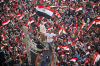 Egypt army ousts Morsi