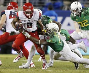 Arizona football: On Johnson's speed, rosters and more