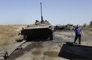 Separatistas abruman a tropas ucranianas
