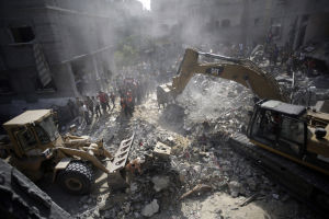 Hamas fusila a 18 supuestos informantes de Israel