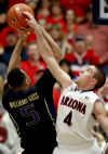 University of Arizona vs Washington