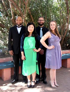 Quartet of concerto winners headline UA concert