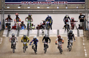 Photos: BMX racing at TCC