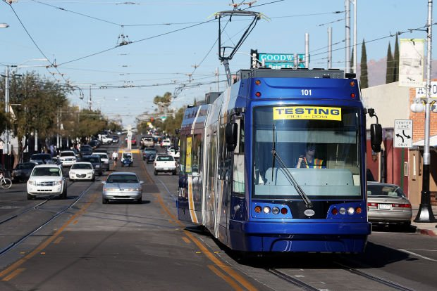 Streetcar celebrates its official launch