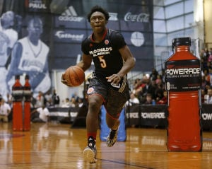 Photos: No matter who stays or goes, Stanley Johnson plans to make big impact