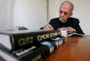 Photos: Elmore Leonard dies