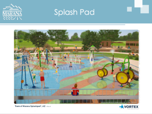 Marana to build splash pad at park