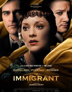 Palomeando: Ilegales de piel clara: 'The Immigrant""