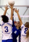 Volleyball Fewer teams, more controversy