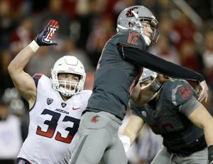 UA football: Wright on two more All-American teams
