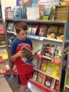Adventures of a Modern Mom: School's book fair is fun, rewarding experience