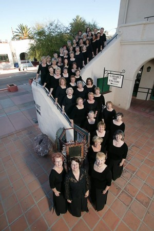 'Retro Christmas' is theme of women's chorus show