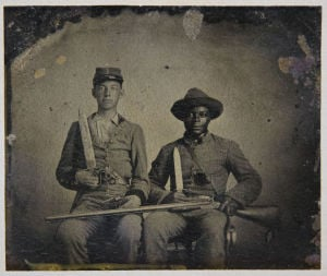 Library of Congress acquires iconic Civil War image
