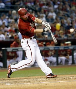 Effectively-wild Bradley leads D-backs to win