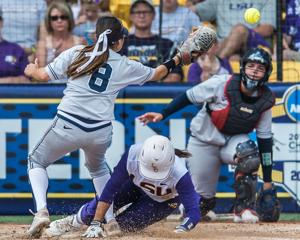 Arizona softball: LSU takes Super Regional opener in five innings