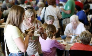 Empty Bowls fundraiser in Tucson meets tasty ladlefuls of soup