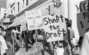 Photos: Vietnam War protests in Tucson