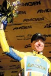 Cavendish wins for 2nd straight day as Leipheimer stays 1st, Lance 4th