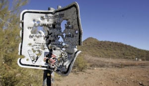 Target shooting banned at Ironwood Forest Monument