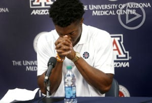 Arizona basketball: Watch Stanley Johnson declare for NBA draft