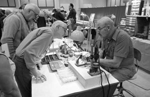 Throwback: Old photos of Tucson Gem and Mineral Show