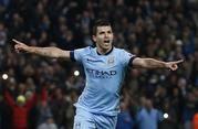 Triplete de Agüero rescata a Man City