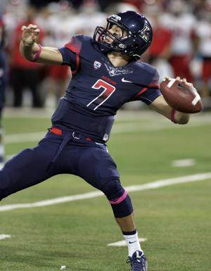 UA sports Throwback Thursday: Arizona vs. Utah 2013