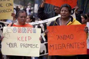Poll: Most favor pathway to citizenship for migrants