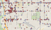 Map: Tucson Police Department immigration checks