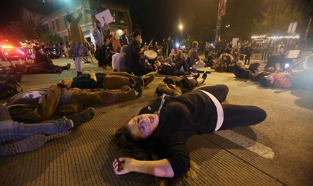 Photos: Eric Garner Protest