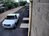 Truck seen on surveillance