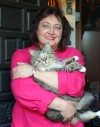 Sweet reunion for Tucson cat, Honey, after 5 months astray