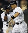 game of the day: Yankees 4, Red Sox 3, 12 innings: Ibanez rallies Yankees with homer, RBI single