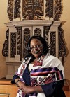 Black female rabbi a first for US Jews