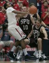 Seattle Pacific vs. Arizona basketball