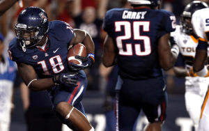 Arizona football: Tight end was rarely used in '12; that should change