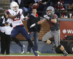 Photos: No. 15 Arizona at Washington State