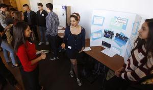 Local companies help kids explore career options