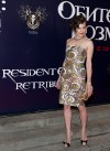 Worst actress nominee: Milla Jovovich in 'Resident Evil: Retribution'