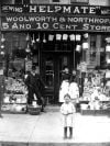 America's first chain store, F.W. Woolworth