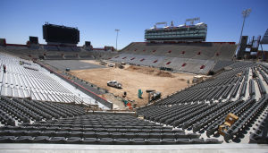 Photos: Arizona Stadium construction