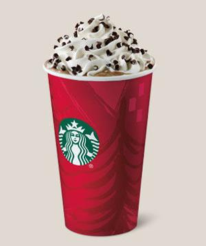 Starbucks offering two-fer on popular holiday drinks
