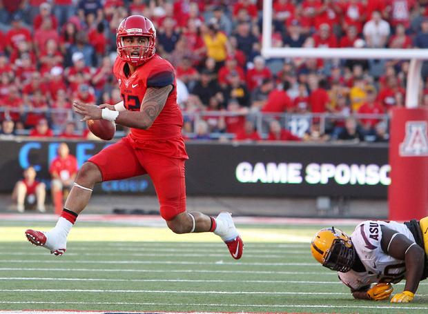 First look: Arizona's 2015 football depth chart