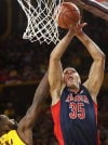 Arizona basketball: Twin towers give Cats options down low