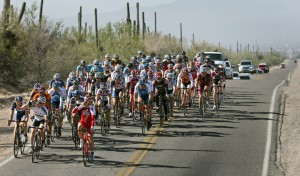 Tour of the Tucson Mountains: Going out with a good kick