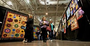 Photos: 37th annual Quilt Show, Quilt Fiesta